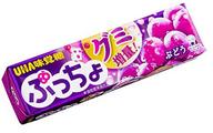 【BOX】 ぷっちょスティック ぶどう (10個セット)