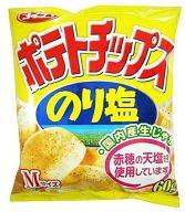 [わけあり品] 【BOX】ポテトチップスのり塩 (12個セット)
