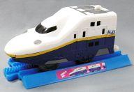 E4系新幹線Max 「プラレール」 ハッピーセット