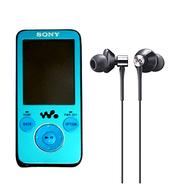 ウォークマン NW-S636F L (4GB/ブルー)