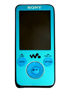 ウォークマン 4GB (ブルー) [NW-S636F(L)] (状態:本体のみ)