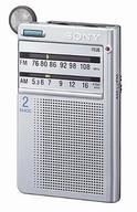 FM/AMポケッタブルラジオ [ICF-R46] (状態:本体のみ)