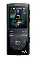 ウォークマン Eシリーズ 4GB (ブラック) [NW-E063(B)] (状態:本体のみ)