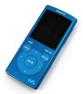 ウォークマン Eシリーズ 2GB (ブルー) [NW-E062(L)] (状態:本体・USBケーブルのみ/本体状態難)