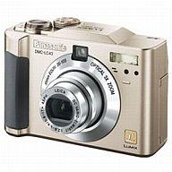 デジタルカメラ LUMIX (シャンペンゴールド) (400万画素) [DMC-LC43-N]