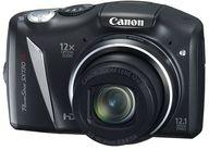 デジタルカメラ PowerShot SX130 IS 1210万画素 (ブラック) [PSSX130IS(BK)]