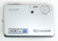 デジタルスチルカメラ Cyber-shot 510万画素 (シルバー) [DSC-T3(S)]