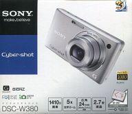 デジタルスチルカメラ Cyber-shot (ブラック) 1410万画素 [DSC-W380(B)]