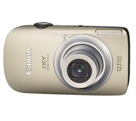 デジタルカメラ IXY DIGITAL 510 IS 1240万画素 (ゴールド) [3585B001]