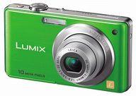 パナソニック デジタルカメラ LUMIX FS7 1010万画素 (グリーン) [DMC-FS7-G]