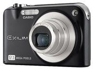 CASIO デジタルカメラ EXILM 1210万画素 (ブラック) [EX-Z1200BK] (状態:本体状態難)