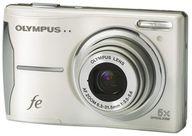デジタルカメラ CAMEDIA 1200万画素 [FE-46] (状態:本体状態難)