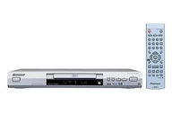 DVDプレーヤー (シルバー) [DV-464-S]