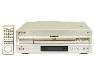 DVD/LDコンパチブルプレーヤー [DVL-909] (状態:本体・説明書状態難)