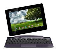 タブレット Eee Pad TF201 32GB アメジストグレー [TF201-PR32D] (状態:本体状態難)