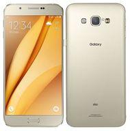 スマートフォン Galaxy A8 SCV32 (ゴールド) [SCV32SNA] (状態:本体のみ/本体状態難)
