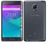 スマートフォン Galaxy Note Edge SCL24 (チャコールブラック) [SCL24SKA] (状態:本体・電池パックのみ/本体状態難)