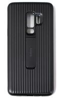 サムスン Galaxy S9+用 PROTECTIVE STANDING COVER (ブラック) [EF-RG965CBEGJP]