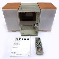コンパクトハイファイコンポーネントシステム AVINO (ゴールド) [SL-3MD-N](状態:不備有 ※詳細については備考をご覧ください)
