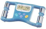 体脂肪計 (ブルー) [HBF-304-A]