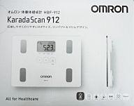 体重体組成計 カラダスキャン (パールホワイト) [HBF-912]