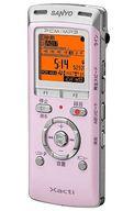 ICレコーダー Xacti (ピンク) [ICR-PS401RM(P)]