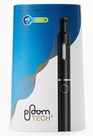 日本たばこ産業 Ploom TECH+ スターターキット (ブラック)