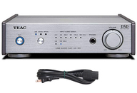TEAC USBオーディオD/Aコンバーター (シルバー) [UD-301-SP/S]