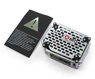 XOMO 電子たばこ GT Laser 255X (シルバー) (状態:現状品※詳細は商品説明を御覧下さい)