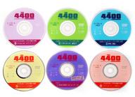 不備有)4400-フォーティ・フォー・ハンド シーズン4 全6巻セット(状態:パッケージ欠品)