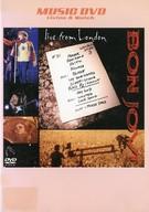 ボン・ジョヴィ / ライヴ・フロム・ロンドン -ウェンブリー・スタジアム1995-