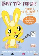 HAPPY TREE FRIENDS Volume 1:Ca Va saigner! [輸入盤]