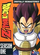 DRAGON BALL Z SEASON ONE[輸入盤]