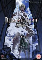 Attack on Titan Part Two EPISODES 14-25[輸入盤]