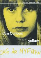 I AM CURIOUS YELLOW THE CRITERION COLLECTION 180[輸入盤]