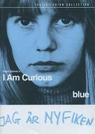 I AM CURIOUS BLUE THE CRITERION COLLECTION 181[輸入盤]