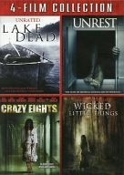 4-FILM COLLECTION LAKE DEAD | UNREST | CRAZY EIGHTS | WICKED LITTLE THINGS [輸入盤]