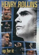 HENRY ROLLINS Up for It[輸入盤]