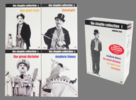 The chaplin collection volume one [輸入盤]