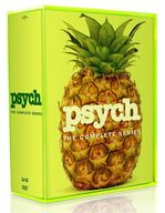 不備有)psych THE COMPLETE SERIES[輸入盤](状態:DISCケースに難有り)