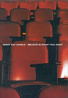 Jimmy Eat World / Believe in what you want [輸入盤]