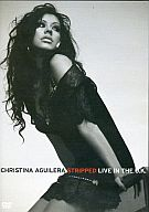 CHRISTINA AGUILERA / STRIPPED:LIVE IN THE UK [輸入盤]