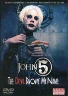 JOHN 5 / THE DEViL KNOWS MY NAME[輸入盤]