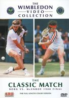 THE WIMBLEDON -VIDEO- COLLECTION THE CLASSIC MATCH BORG vs. McENROE 1980 FINAL[輸入盤]