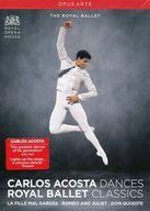 CARLOS ACOSTA DANCES ROYAL BALLET CLASSICS [輸入盤]