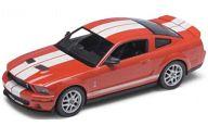 1/24 シェルビーコブラ GT500 2007 (レッド) [WE22473R]