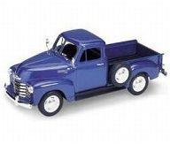 1/24 シボレー 3100 ピックアップトラック 1953 (ブルー) [WE22087BL]