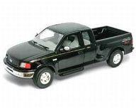 1/24 フォード F-150 FLARESIDE スーパーキャブ ピックアップトラック 1999 (ブラック) [WE29396BK]