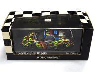 1/43 ポルシェ 911 GT3 RS 'Sally' GP of Miami 2004 #79(ブラック) [400 046979]