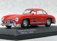 1/43 メルセデス・ベンツ300SL(W198) 1954 レッド [WB010]